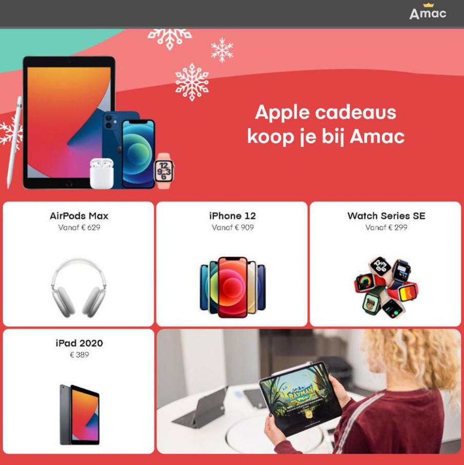 Gift Guide . Amac (2020-12-31-2020-12-31)