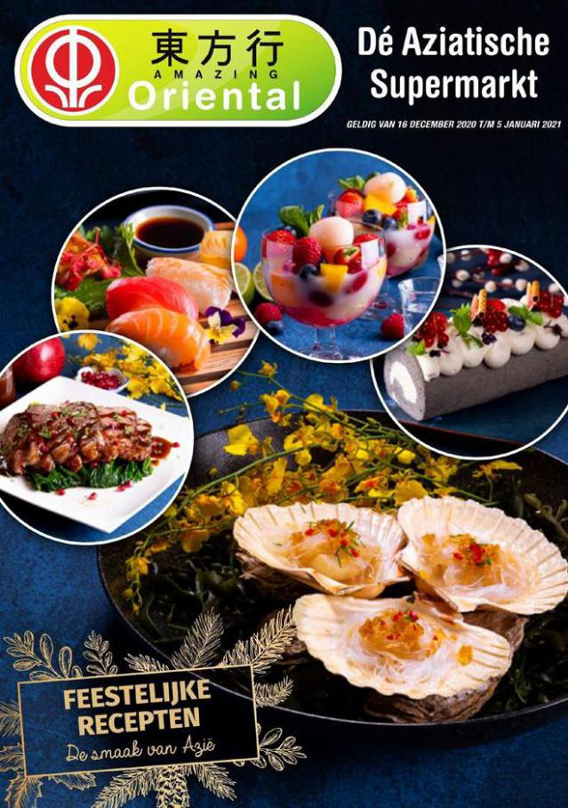 Dé Aziatische Supermarkt . Amazing Oriental (2021-01-05-2021-01-05)