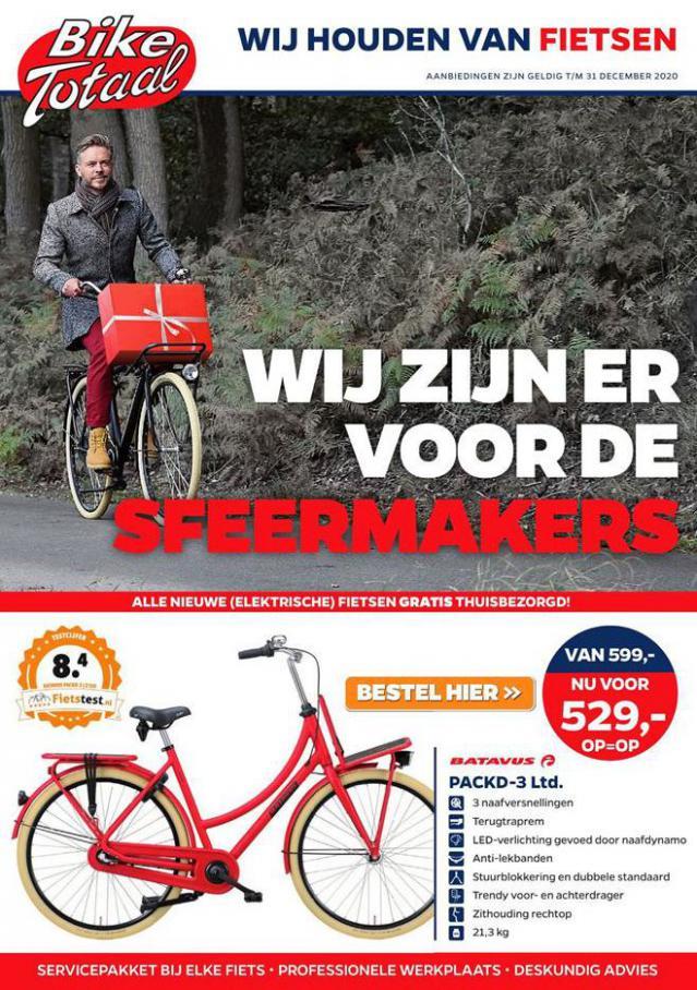 Aanbiedingen Folder . Bike Totaal (2020-12-31-2020-12-31)