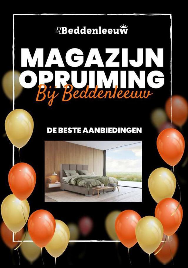 Magazijn Opruiming by Beddenreus . Beddenreus (2021-01-02-2021-01-02)