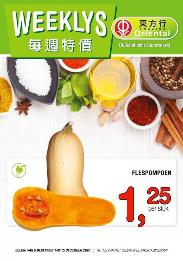 Weeklys . Amazing Oriental (2020-12-15-2020-12-15)