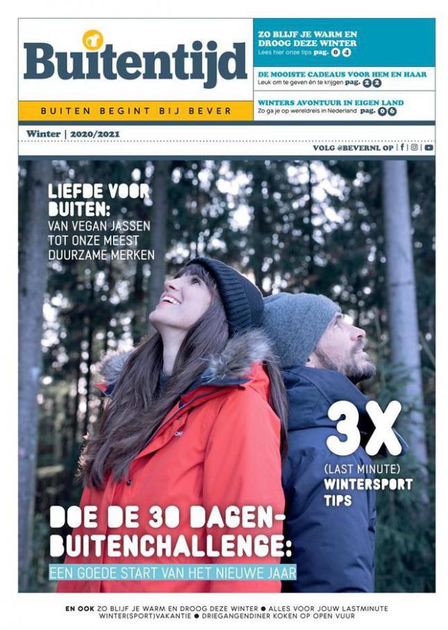 Buitentijd Magazine . Bever (2021-03-01-2021-03-01)