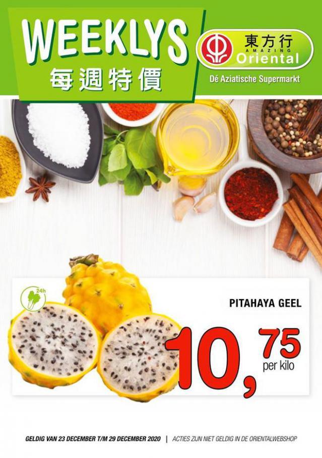 Folder Week 52 . Amazing Oriental (2020-12-29-2020-12-29)