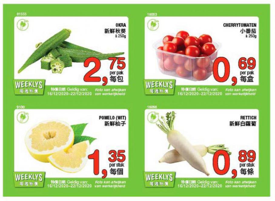 Aanbiedingen Folder . Amazing Oriental (2020-12-22-2020-12-22)