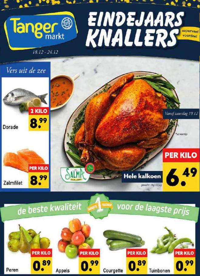 Aanbiedingen Folder . Tanger Markt (2020-12-24-2020-12-24)