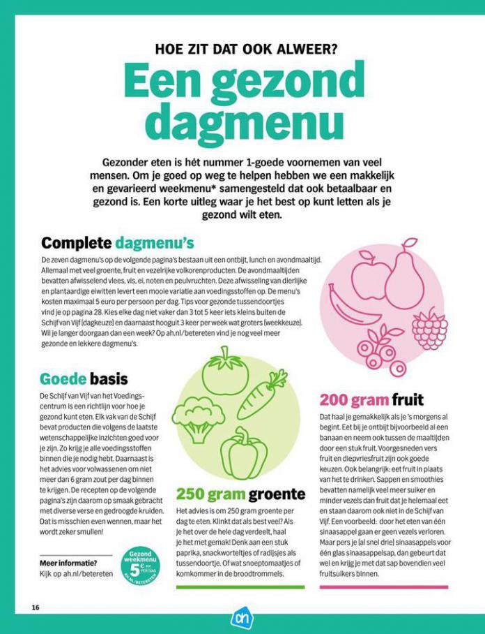 Betereten Magazine . Page 16