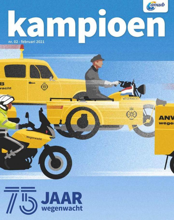 Kampioen Magazine . ANWB (2021-02-28-2021-02-28)