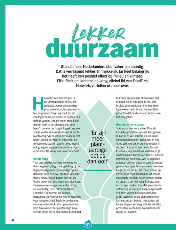 Betereten Magazine . Page 42