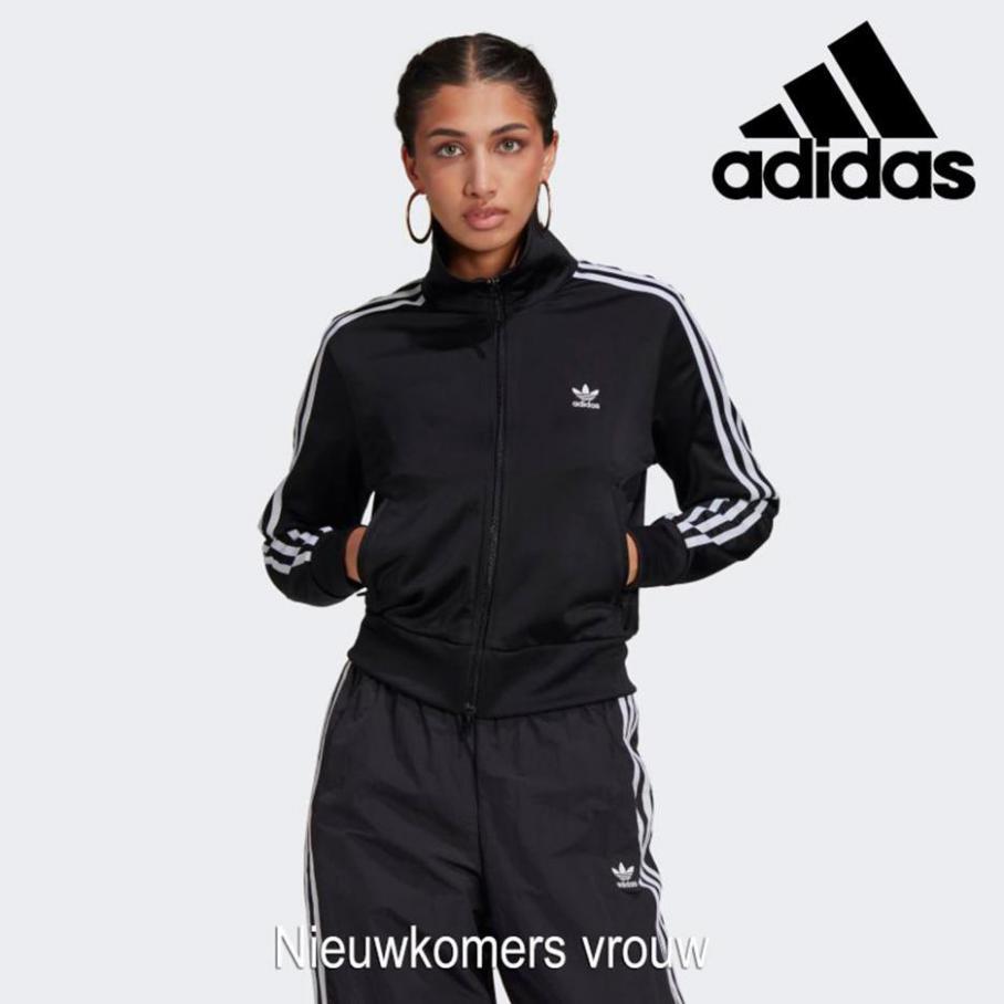 Nieuwkomers vrouw . Adidas (2021-03-10-2021-03-10)