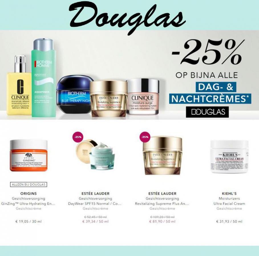 -25% op bijna alle . Douglas (2021-01-31-2021-01-31)