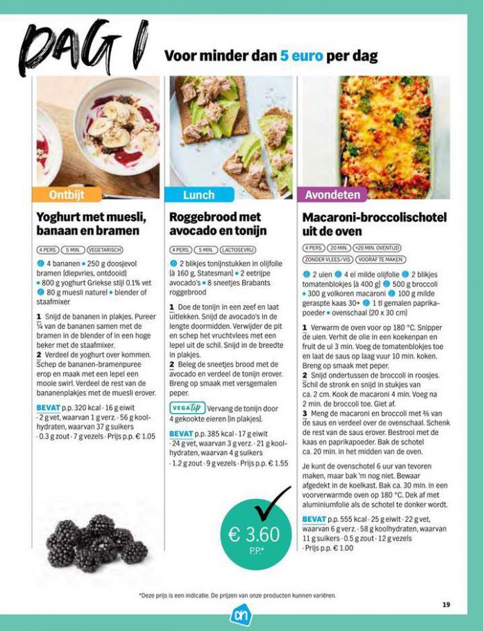 Betereten Magazine . Page 19