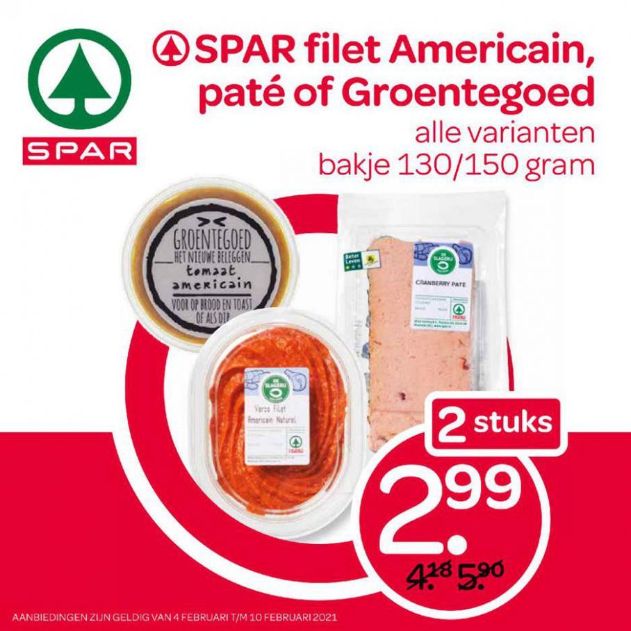 Spar Flyer Week 5 . Spar (2021-02-10-2021-02-10)