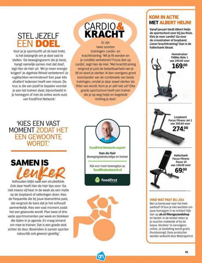 Betereten Magazine . Page 41