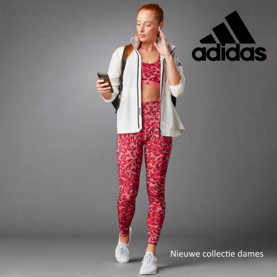 Nieuwe collectie dames . Adidas (2021-02-22-2021-02-22)
