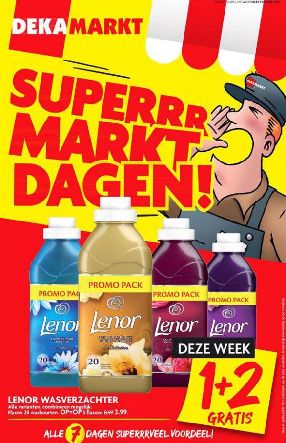 DekaMarkt - aanbiedingen week 1 . Dekamarkt (2021-01-09-2021-01-09)