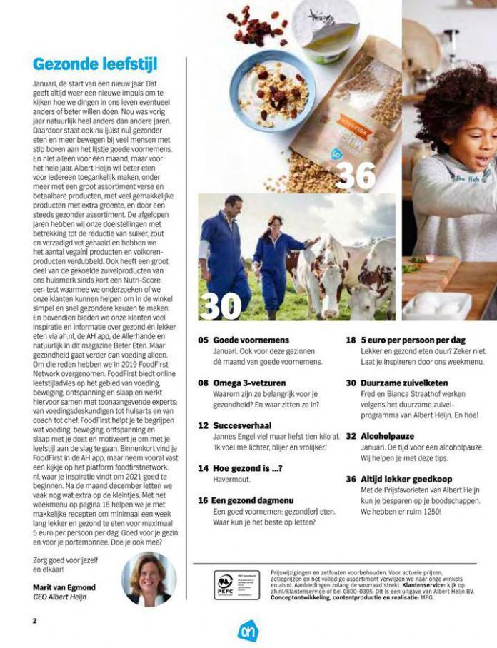 Betereten Magazine . Page 2