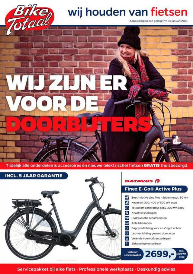 Aanbiedingen Folder . Bike Totaal (2021-01-31-2021-01-31)