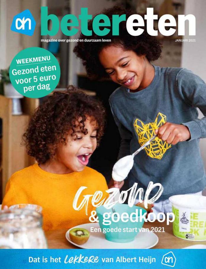 Betereten Magazine . Albert Heijn (2021-01-31-2021-01-31)