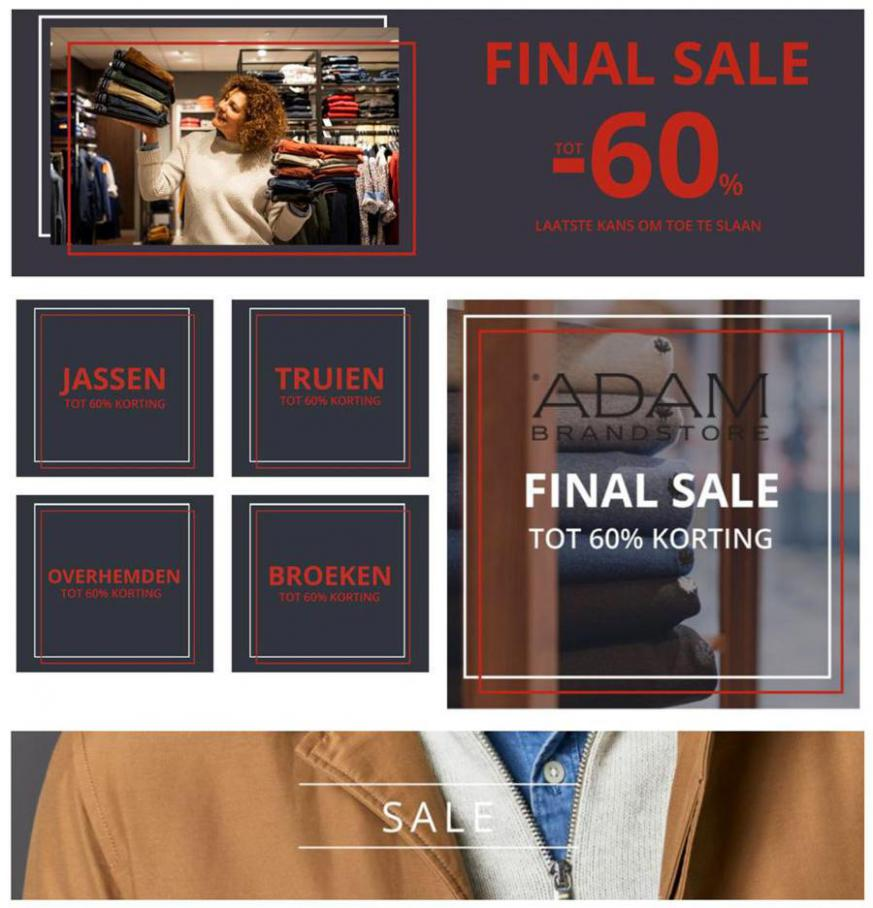 Final Sale . Adam Brandstore (2021-02-28-2021-02-28)