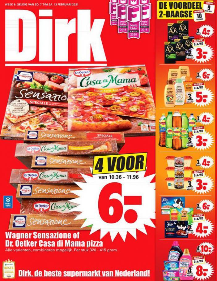 Folder Aanbiedingen . Dirk (2021-02-13-2021-02-13)