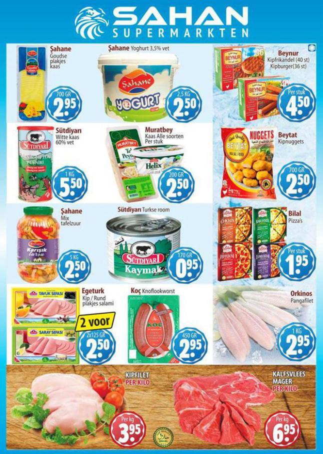 Aanbiedingen Folder . Sahan Supermarkten (2021-02-21-2021-02-21)
