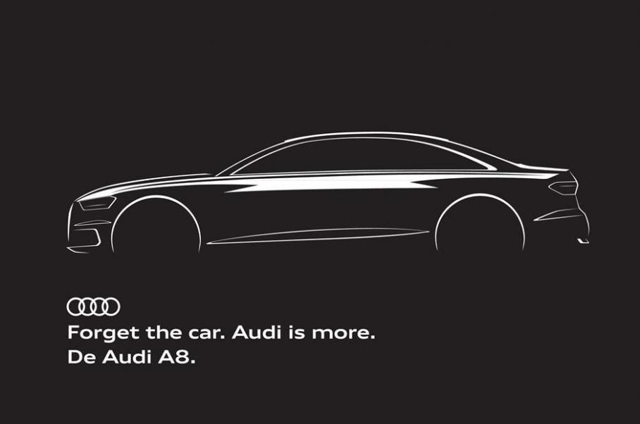 Audi A8 Brochure . Audi (2022-01-17-2022-01-17)