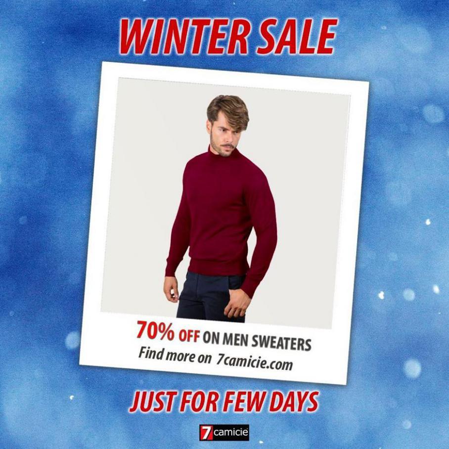 Winter Sale . 7camicie (2021-02-15-2021-02-15)