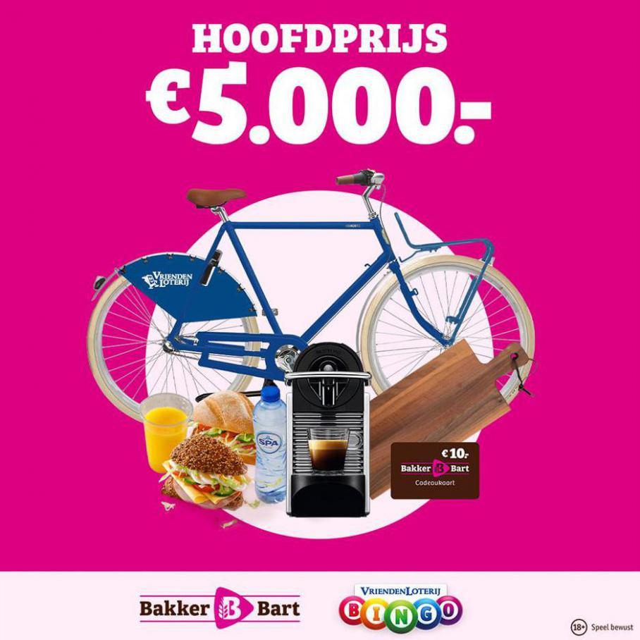 Speciale actie voor Bakker Bart fans! . Bakker Bart (2021-03-21-2021-03-21)