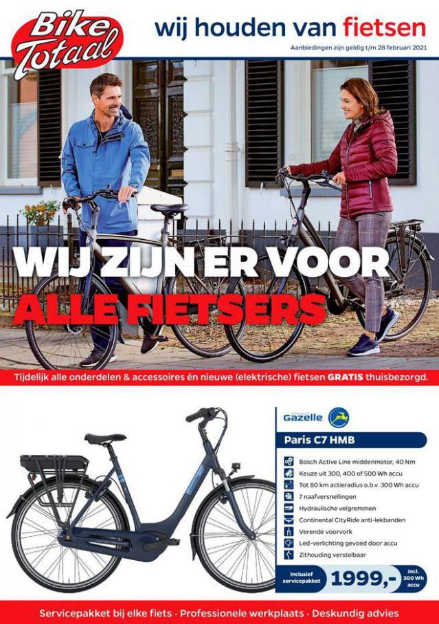 Folder Aanbiedingen . Bike Totaal (2021-02-28-2021-02-28)