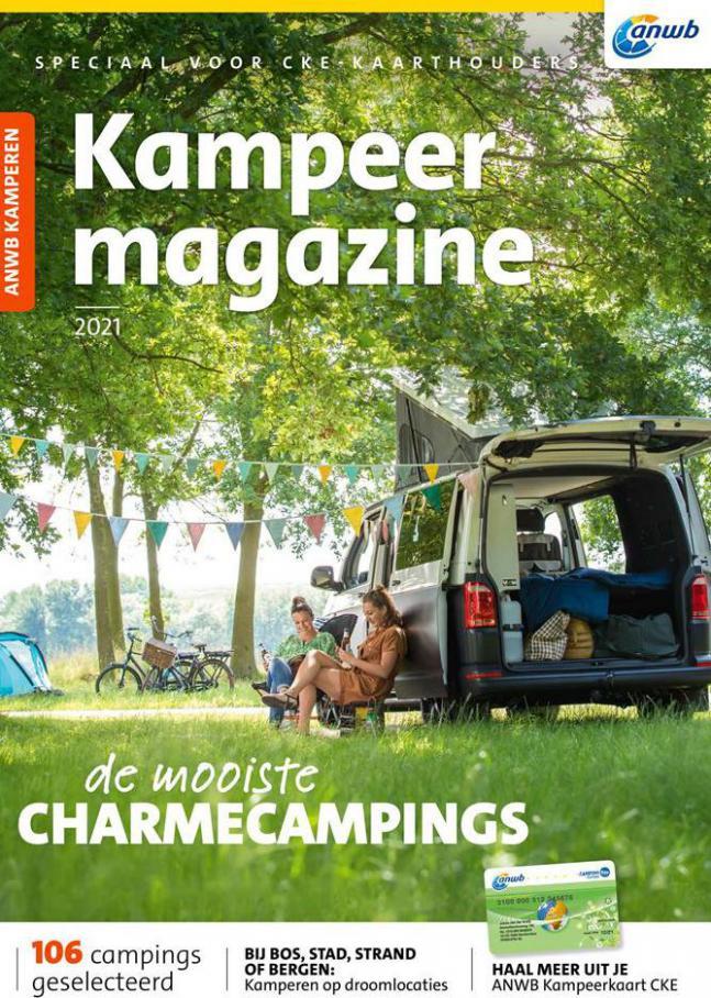 Kampeer Magazine . ANWB (2021-02-28-2021-02-28)