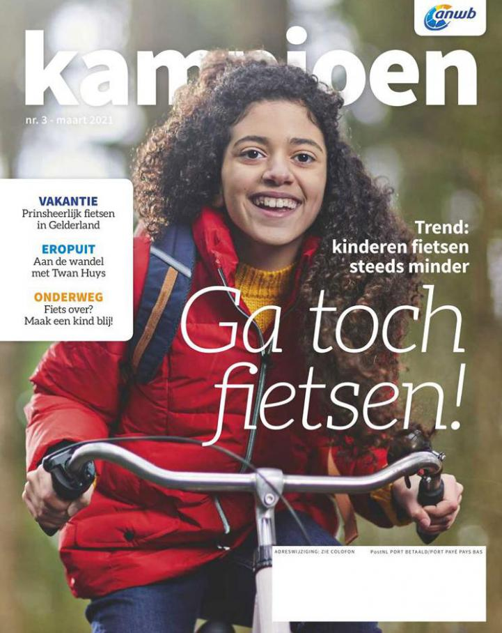 Kampioen Magazine . ANWB (2021-03-31-2021-03-31)