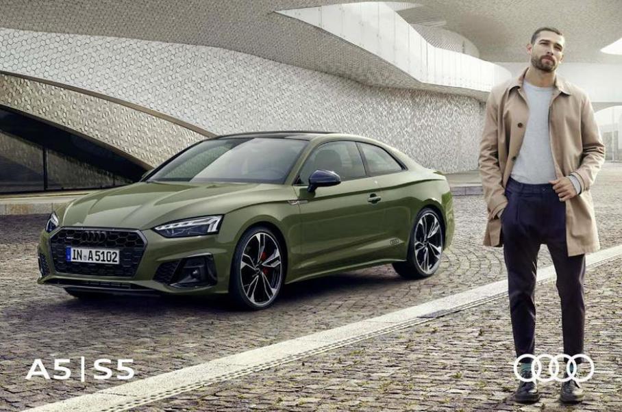 A5 | S5 Brochure . Audi (2022-01-17-2022-01-17)