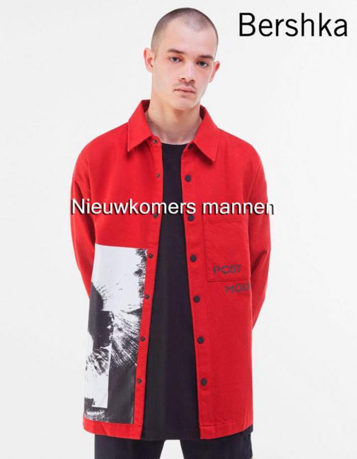 Nieuwkomers mannen . Bershka (2021-03-15-2021-03-15)