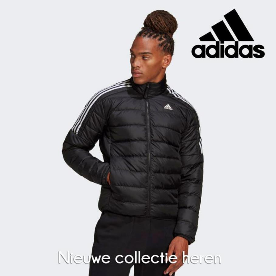 Nieuwe collectie heren . Adidas (2021-04-05-2021-04-05)