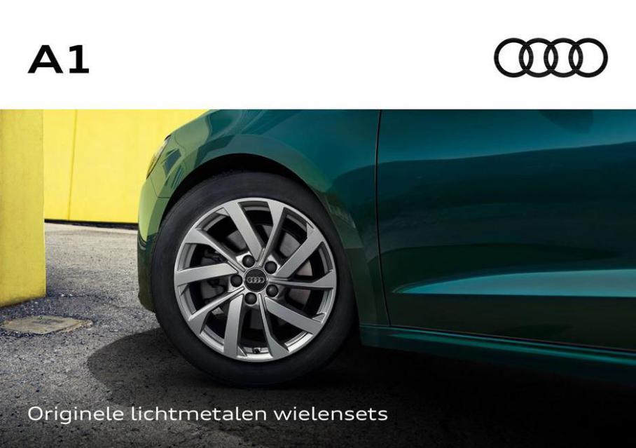 Originele Llichtmetalen Wielensets . Audi (2022-01-17-2022-01-17)