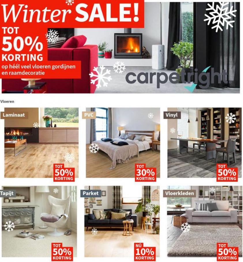 Winter Sale . Carpetright (2021-02-28-2021-02-28)