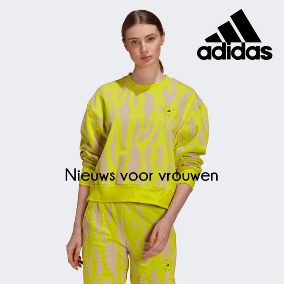Nieuws voor vrouwen . Adidas (2021-04-15-2021-04-15)