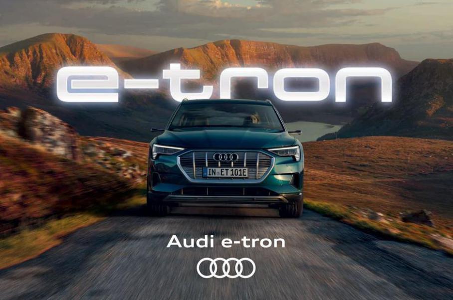 e-tron Brochure . Audi (2022-01-17-2022-01-17)