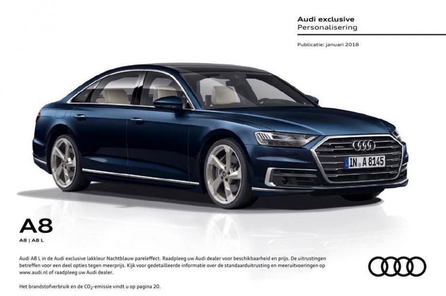 A8 Brochure . Audi (2022-01-17-2022-01-17)