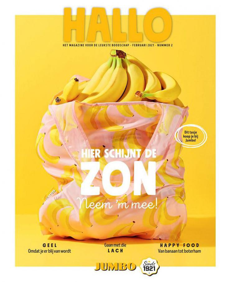 Hallo Magazine . Jumbo (2021-02-28-2021-02-28)