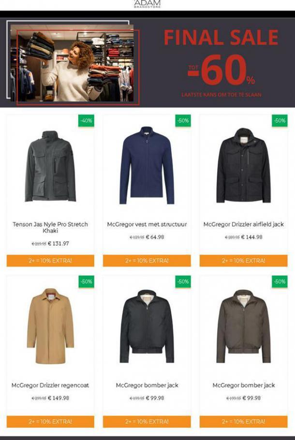 Fashion Deals . Adam Brandstore (2021-04-13-2021-04-13)