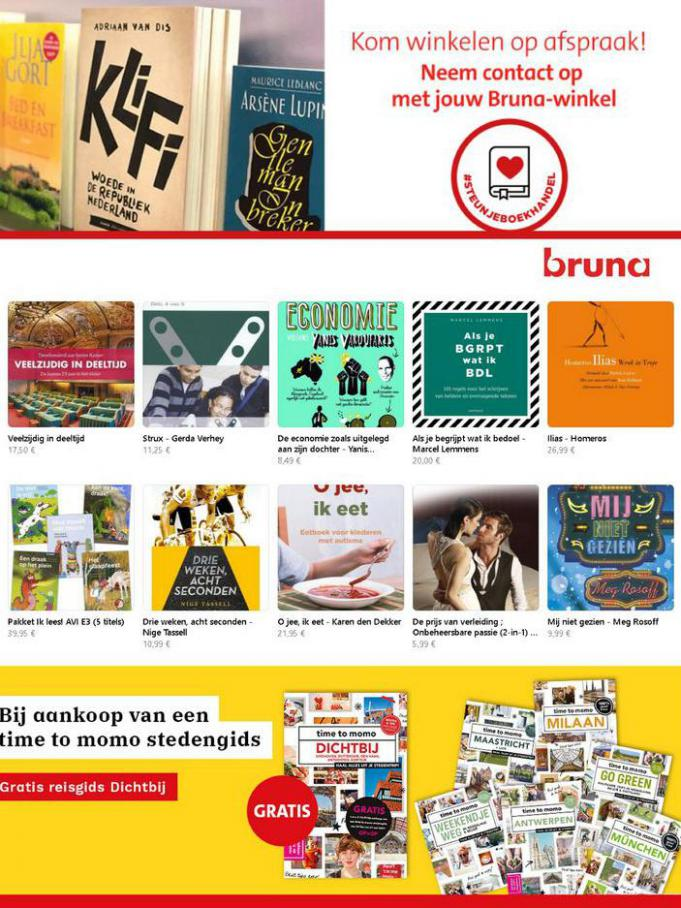 Aanbiedingen Folder . Bruna (2021-03-14-2021-03-14)