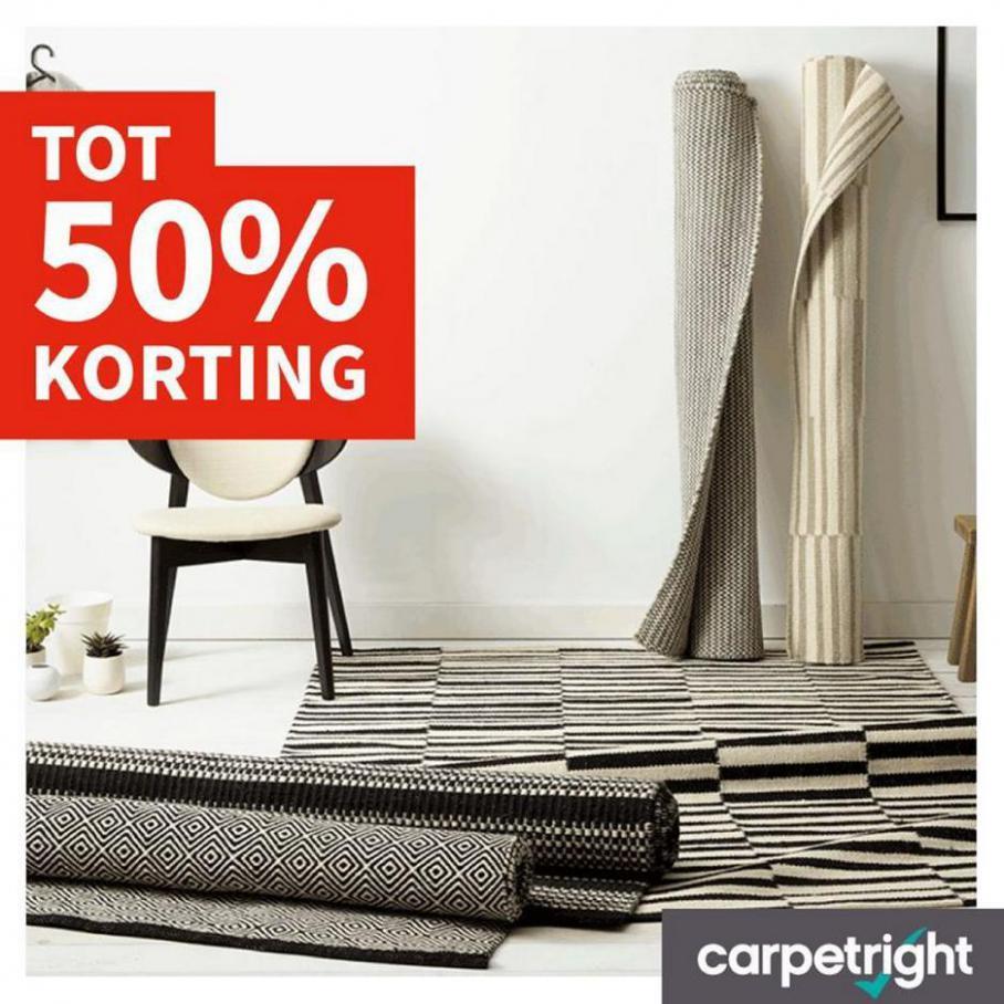 Tot 50% korting . Carpetright (2021-03-15-2021-03-15)