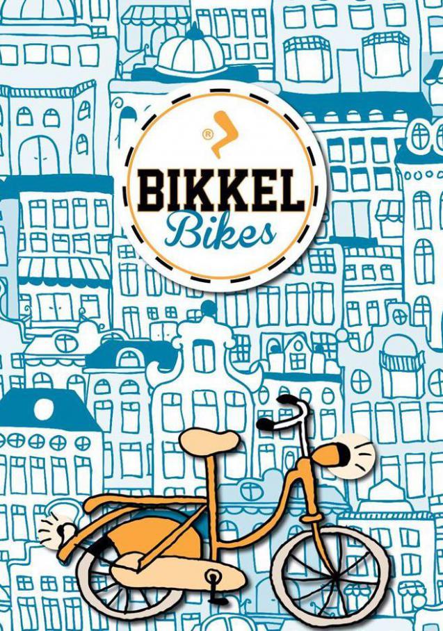 Brochure . Bikkel Bikes (2021-03-31-2021-03-31)