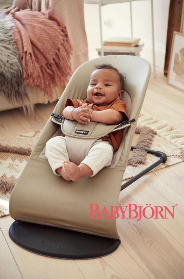 Baby bouncer . Baby Björn (2021-03-31-2021-03-31)