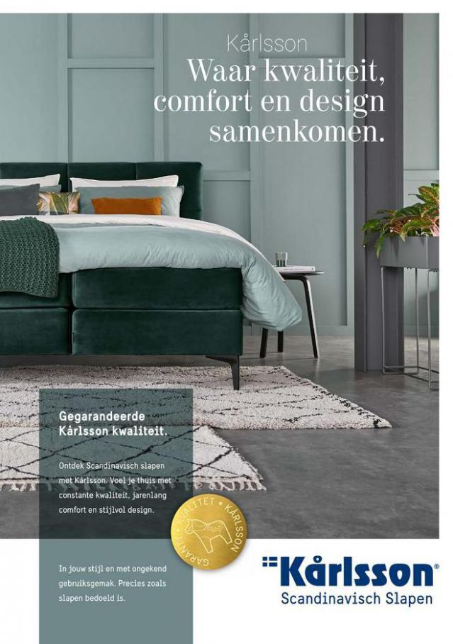 Karlsson Brochure . Beter Bed (2021-04-30-2021-04-30)