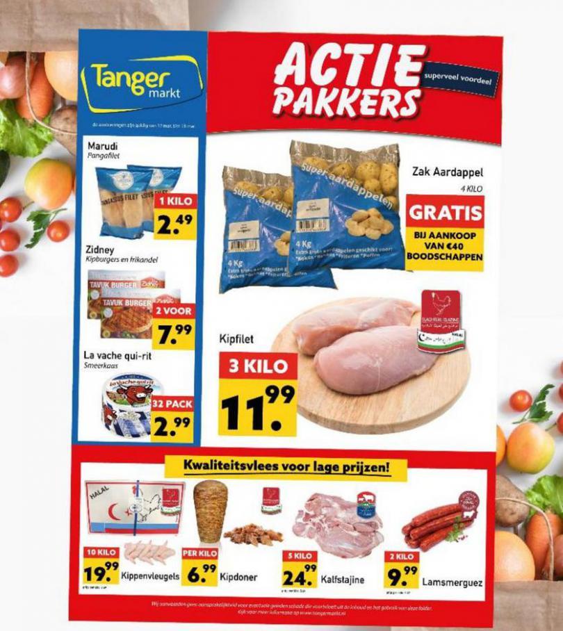 Actie Pakkers . Tanger Markt (2021-03-18-2021-03-18)