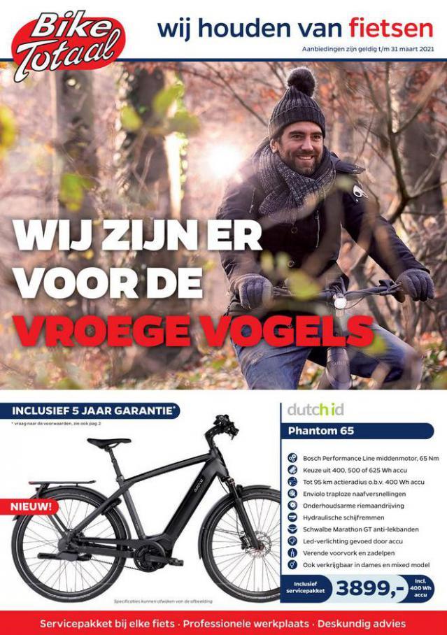 Folder Aanbiedingen . Bike Totaal (2021-03-31-2021-03-31)