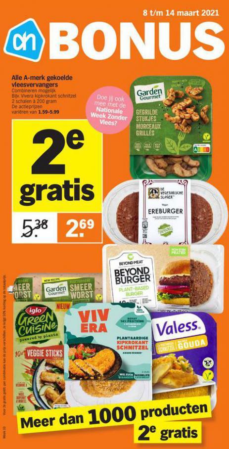 Bonus Week 10 . Albert Heijn (2021-03-14-2021-03-14)