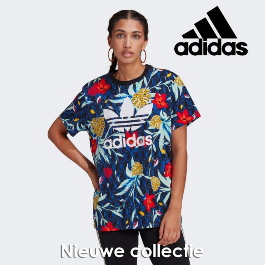 Nieuwe collectie . Adidas (2021-04-20-2021-04-20)